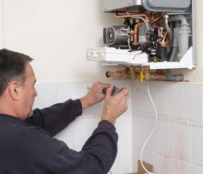 tecnico riparazione caldaie roma